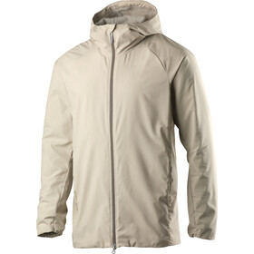 Houdini Wisp Jacket Men hay beige